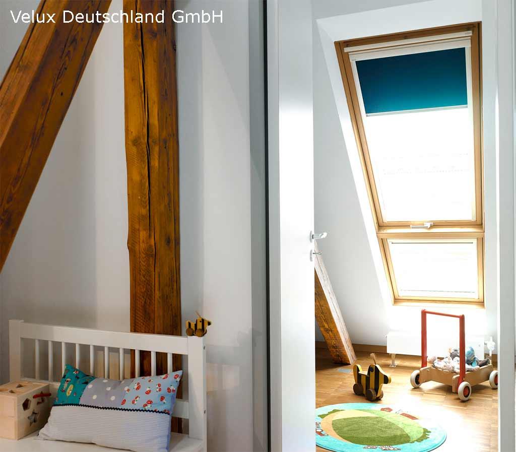 Ungewöhnlich Kinderzimmer Unterm Dach Meiderich Galerie ...